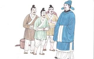 """宇文融""""救人活国   其利博哉"""""""