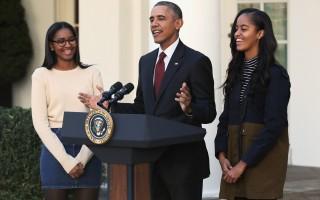 「吾家有女初長成」 奧巴馬將送大女兒入哈佛