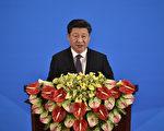 尽管中国四月份经济数据引发人们对经济健康的忧虑,但是中共主席习近平周一(5月16日)仍然表示,当局将推进供应侧改革,增加中产阶级数量。 (Iori Sagisawa-Pool/Getty Images)