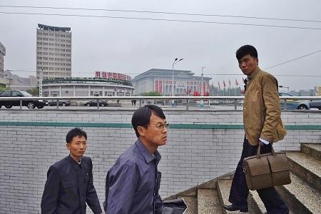 入北韓報道「七大」  外媒記者敗興而歸