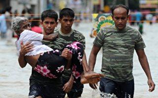 斯里兰卡泥石流 掩埋3村庄 200家庭失联