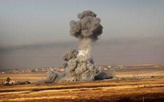 联军空袭地面战双管齐下 致IS战斗力大减