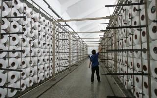 中國4月工廠PMI增速放緩 經濟趨緩壓力仍大