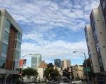 舊金山房價高昂、租金居全美最高,引發不少租房問題。(章德維/大紀元)