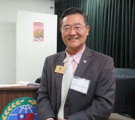 尔湾市长崔锡浩竞选州众议员 盼华人支持