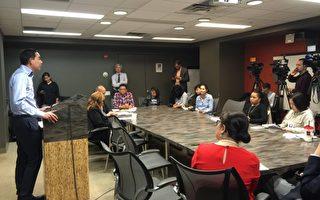 纽约为移民之城 多组织吁市长增移民预算