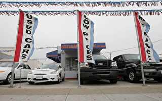 在美国买二手车 一年中哪些时间最省钱