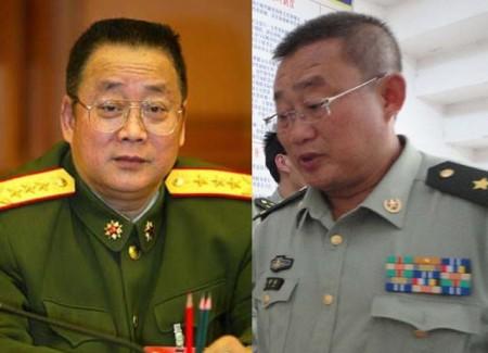 廖錫俊(左)和廖錫進