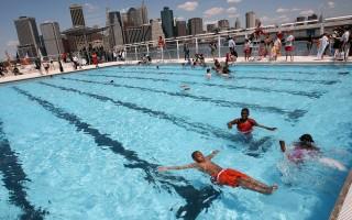 註冊紐約市府項目 暑期可免費學游泳