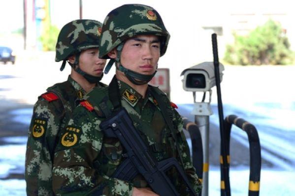 北京數十萬武警演習 分析:極不尋常