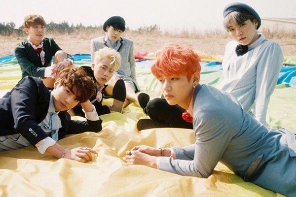 韓男子團體BTS六月訪台開演唱會