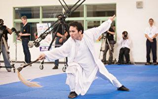 國際傳統武術冠軍:撐下去是你的 放棄就沒了