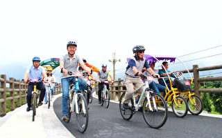 新竹17公里海岸  自行车道升级