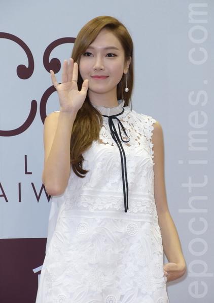 韓國SOLO女歌手Jessica首度在台舉辦個人粉絲見面會