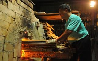 柴燒窯1563度 臺灣竹南蛇窯創世界紀錄
