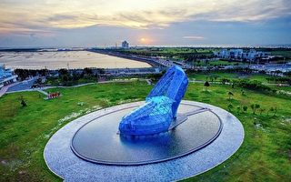 全球最大 臺灣高跟鞋教堂創世界紀錄