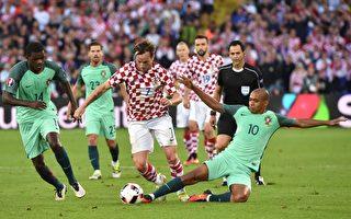 C羅助攻造絕殺 葡萄牙1:0克羅地亞