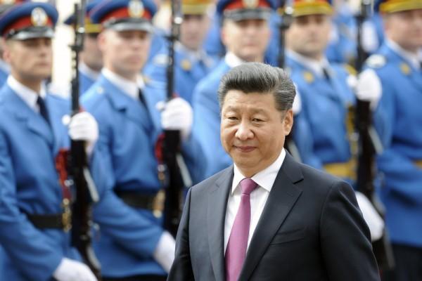 """习出行藏中南海政治密码 传递镇""""江""""信号"""