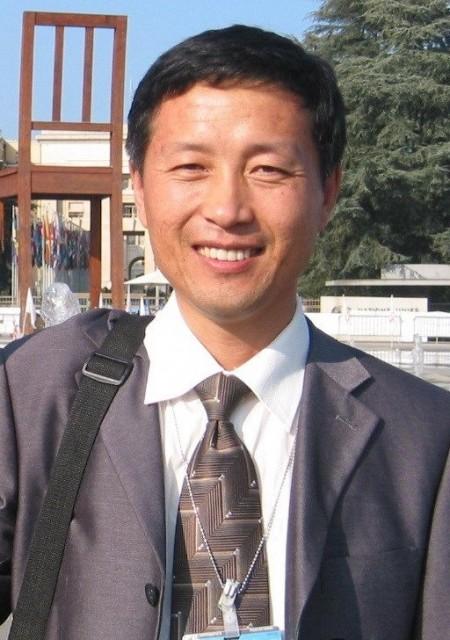 唐吉田律师资料照。(网络图片)