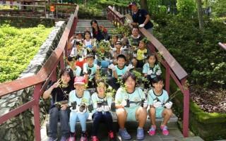 红叶公园环境教育植栽活动