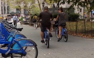 只需簡單註冊 本週末可免費騎Citi Bike