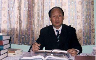 上海维权律师郑恩宠。(大纪元资料图片)