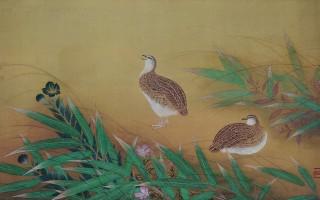 """""""绘写自然神韵─林玉山的创作与传承""""展"""