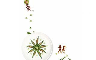 【酵素食谱】日式秋葵鲔鱼— 补钙、增强脑力的聪明首选