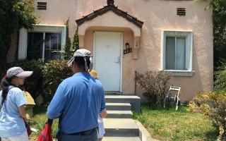 大陸華人洛杉磯買房被陌生人侵占 逐客不易