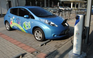 低汙染車輛待推廣 台中補貼民間設充電站