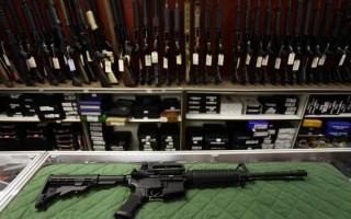 枪击案凶手为何偏爱半自动步枪?