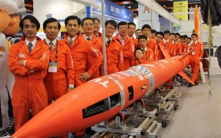 台版钢铁人团队  让台湾制火箭上太空