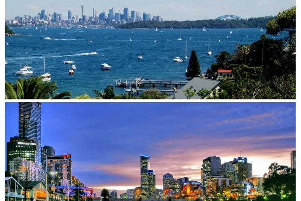 在悉尼和墨爾本建新房或許更便宜