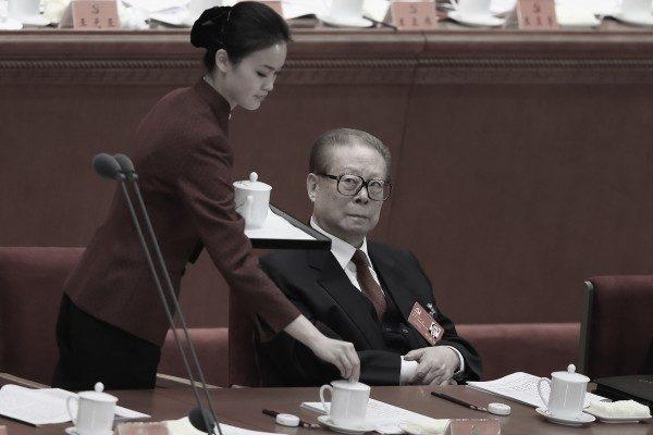 中共前總書記江澤民是迫害法輪功的元兇。(Getty Images)
