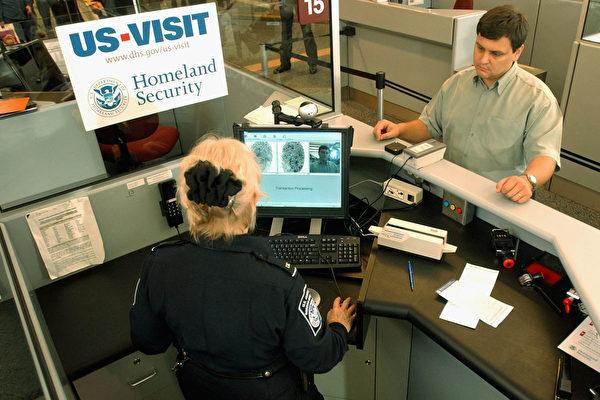 中國公民持十年簽證赴美十一月底起須登記