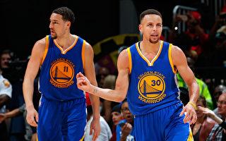 NBA总决赛 骑士对阵勇士 胜负伯仲之间