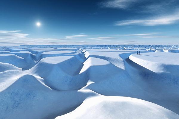 英教授预测北极冰层今年消失 10万年来首次