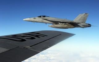 俄偷襲敘反政府軍 美俄戰機在敘上空交鋒