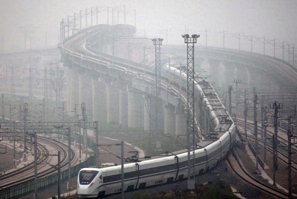 美國為何叫停與中國首個高鐵合作項目