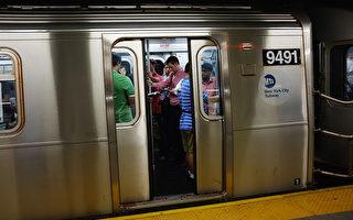 紐約地鐵性犯罪 今年增加50%以上