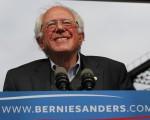 美國民主黨總統參選人桑德斯  (John Sommers II/Getty Images)
