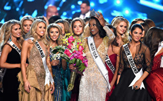 2016美國小姐出爐 美國女軍官贏得后冠