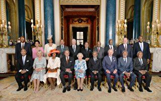 组图:英女王90大寿拉开序幕 王室教堂祈福