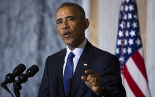 川普重提禁止穆斯林入境 欧巴马驳斥