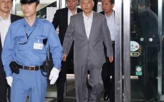 東京都知事舛添要一正式提出辭職