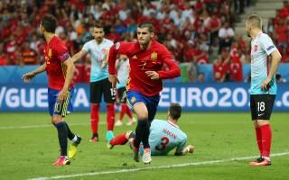【欧洲杯】西班牙3:0胜土耳其 晋级16强