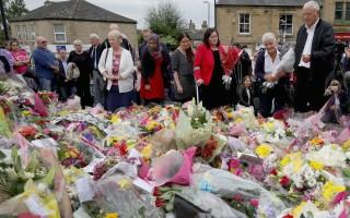 英遇害女议员遗言:我太痛了 我做不到