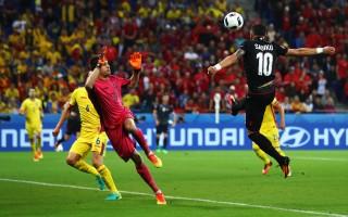 阿尔巴尼亚欧洲杯首胜 1:0击败罗马尼亚