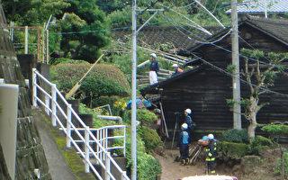 熊本超大暴雨4人喪生
