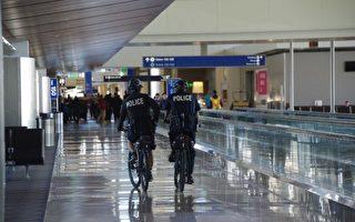独立日出游者将创纪录 洛机场保持警惕